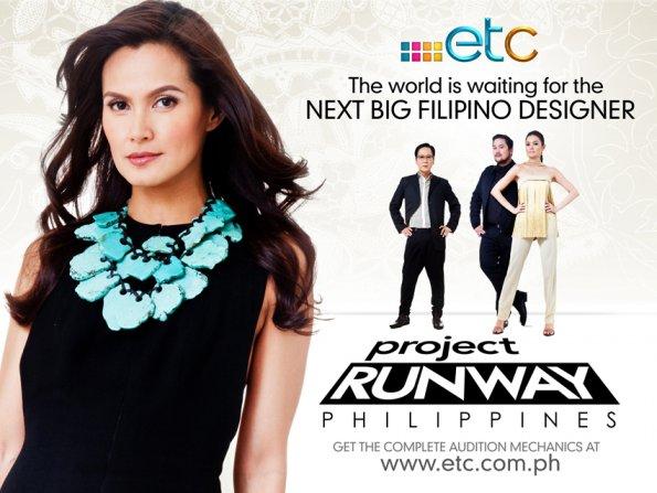 Project Runway Philippines Season 3 Milka Chocolate